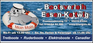 Bootsverleih Kettwig